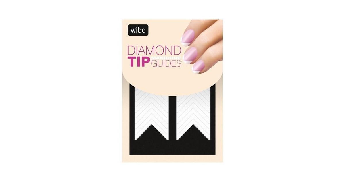 Wibo - Guías adhesivas para manicura Diamond