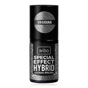 Wibo - Esmalte de uñas Special Effect Hybrid - 03: Obsidian