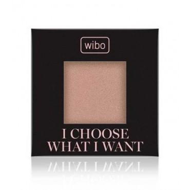 Wibo - Colorete en polvo Blusher I Choose - 01: Fiesta