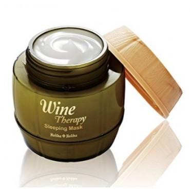 Holika holika - Wine Therapy - Mascarilla Nocturna VIno Blanco