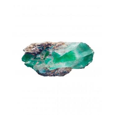 Iroha Nature - *Talisman Shine* - Mascarilla Facial Peel Off Limpieza Profunda - Verde