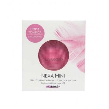 MQBeauty - Cepillo limpiador facial de silicona NEXA MINI