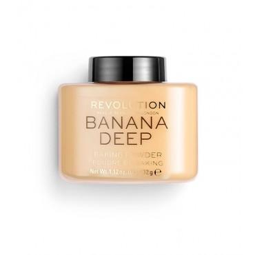 Revolution - Polvos sueltos para Baking - Banana (Deep)