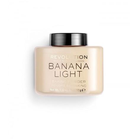 Revolution - Polvos sueltos para Baking - Banana (Light)