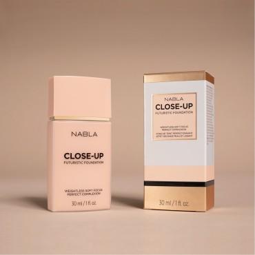 Nabla - *Colección Close-up*  Base de Maquillaje Futuristic - L30