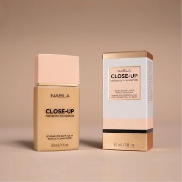 Nabla - *Colección Close-up*  Base de Maquillaje Futuristic - M30