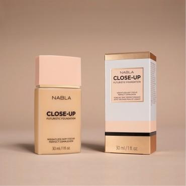 Nabla - *Colección Close-up*  Base de Maquillaje Futuristic - M20