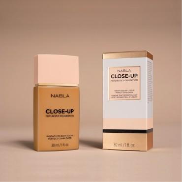 Nabla - *Colección Close-up*  Base de Maquillaje Futuristic - T30