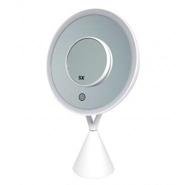 MQBeauty - Espejo de Tocador con Iluminación LED Regulable