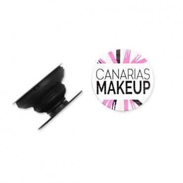 Canarias Makeup - Pop Socket - Soporte y agarre extensible para teléfono móvil