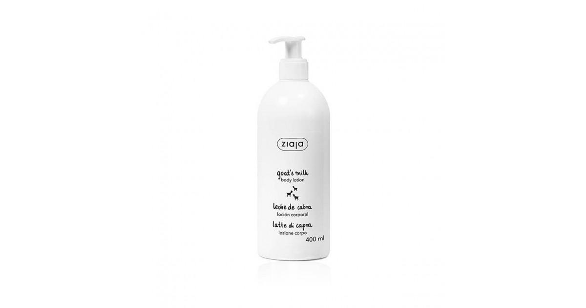 Ziaja - Emulsión corporal con leche de cabra 400ml