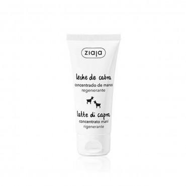 Ziaja - Leche de Cabra - Crema de Manos Concentrada - 50ml