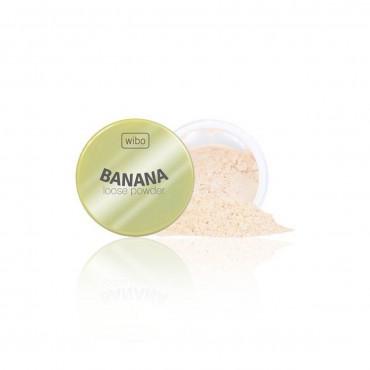 Wibo - Polvos sueltos Banana