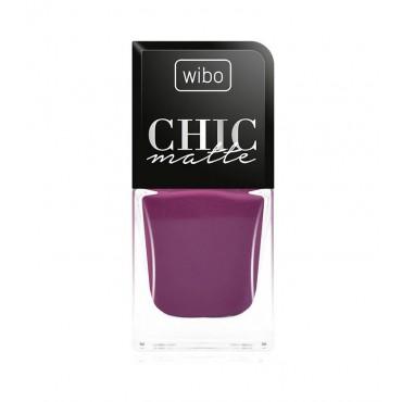 Wibo - Esmalte de uñas Chic Matte - 5