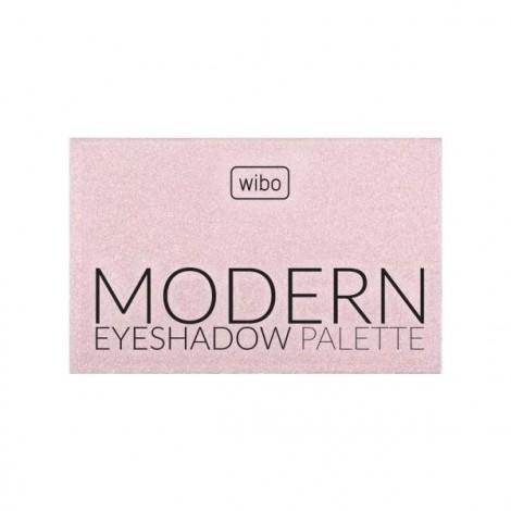 Wibo - Paleta de sombras de ojos Modern Eyeshadow