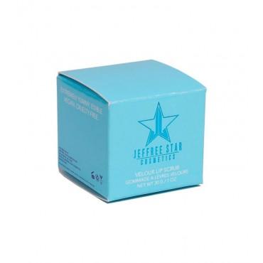 Jeffree Star Cosmetics - *Blue Blood Collection* - Exfoliante de Labios Velour - Blueberry Pie