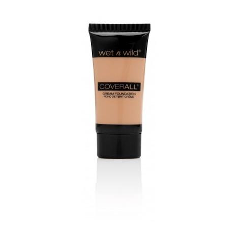 Wet N Wild - Base de maquillaje CoverAll - 819: Medium