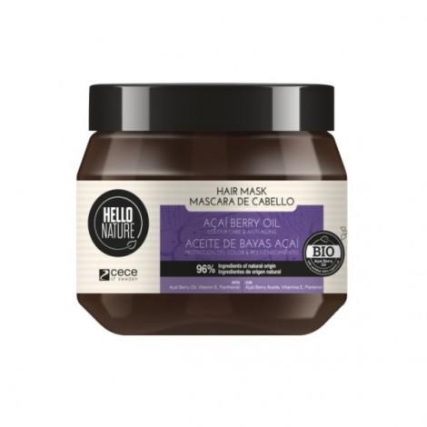 Hello Nature - Mascarilla Aceite de Açai