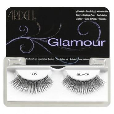 Ardell - Glamour - Pestañas postizas Fashion - 105 Black