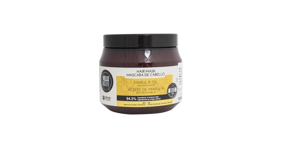 Hello Nature - Mascarilla Aceite de Marula