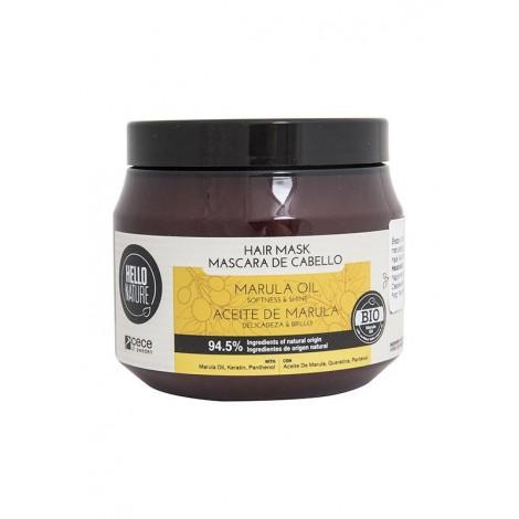 Hello Nature - Mascarilla Aceite de Marula - 250ml