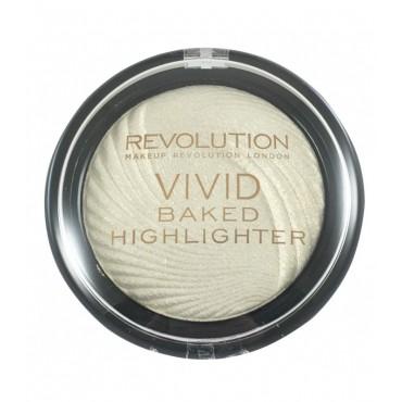 Makeup Revolution - Iluminador Vivid Baked - Golden Lights
