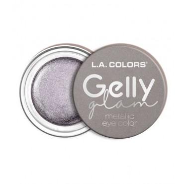 L.A Colors - Sombra de ojos en crema Gelly Glam Metallic - CES283 Magnetic Force