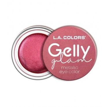 L.A Colors - Sombra de ojos en crema Gelly Glam Metallic - CES286 Sizzle