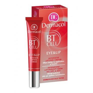 Dermacol - Crema Intenciva Reafirmante - Ojos y Labios