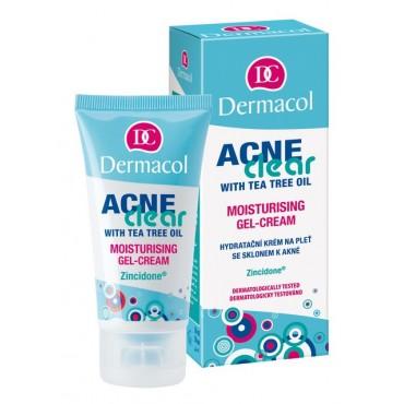 Dermacol - Gel-Crema hidratante facial - Acneclear