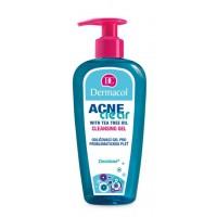 Dermacol - Gel de limpieza facial y desmaquillante Acneclear