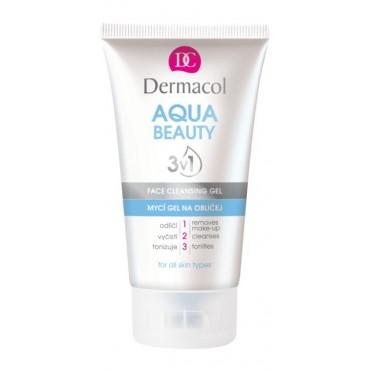 Dermacol - Gel de Limpieza Facial 3 en 1 - Aqua Beauty