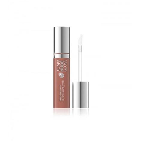 Bell - Brillo de labios hipoalergénico Super Nude Gloss - 04: Strips of Wood