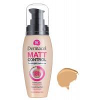 Dermacol - Base de maquillaje matificante Matt Control 18H - 1.5