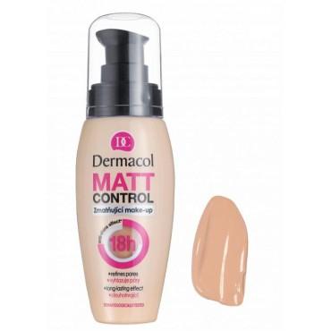 Dermacol - Base de maquillaje matificante Matt Control 18H - 2