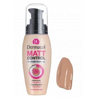 Dermacol - Base de maquillaje matificante Matt Control 18H - 4