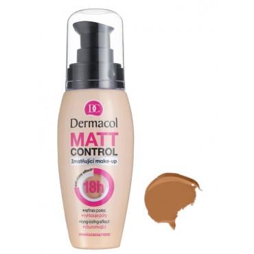 Dermacol - Base de maquillaje matificante Matt Control 18H - 5