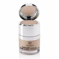 Dermacol - Base de maquillaje y Corrector Caviar - 01: Pale