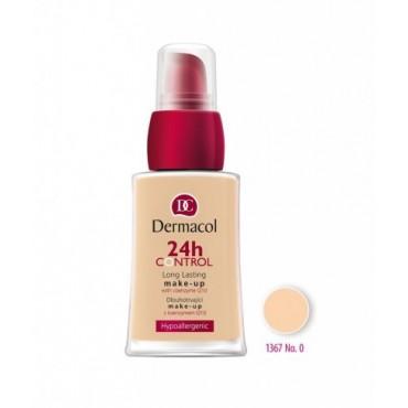 Dermacol - Base de maquillaje 24h Control Long Lasting - 00
