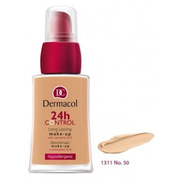 Dermacol - Base de maquillaje 24h Control Long Lasting - 50