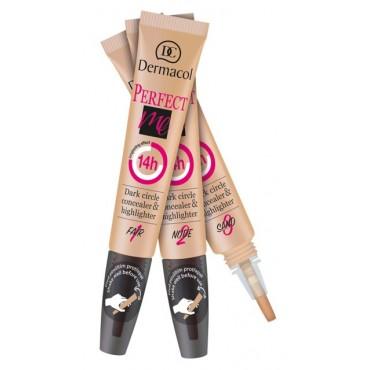 Dermacol - Corrector Perfeccionador e Iluminador - 2 en 1 - 3 Sand