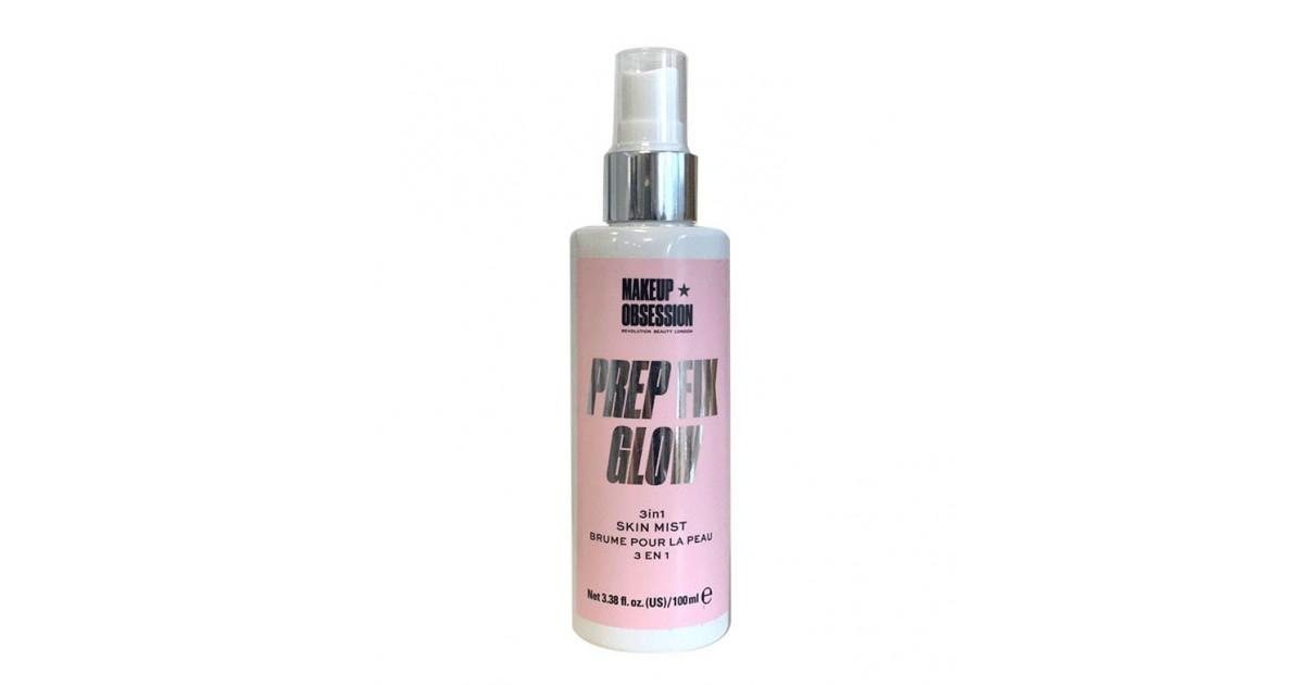 Makeup Obsession - Fijador del maquillaje en Spray - Skin Mist (3 en 1)