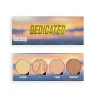 Makeup Obsession - Paleta de Iluminadores Dedicated