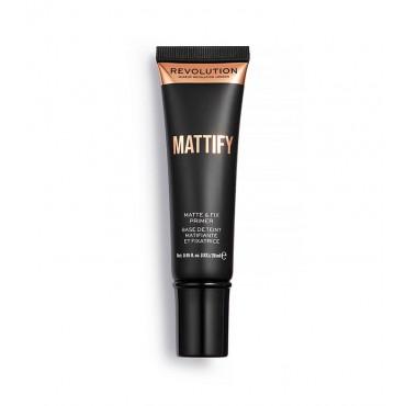 Revolution - Prebase matificante Mattify