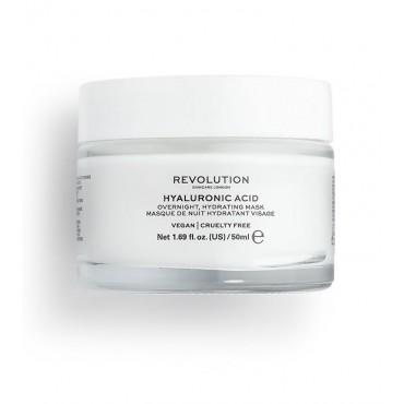 Revolution Skincare - Mascarilla de noche hidratante Hyaluronic Acid