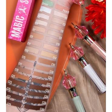 Jeffree Star Cosmetics - Corrector líquido Magic Star - Green