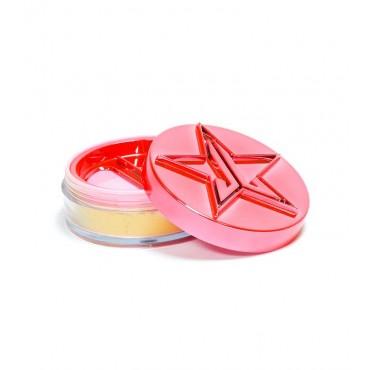Jeffree Star Cosmetics - Polvos sueltos Magic Star - Banana