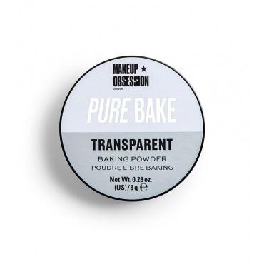 Makeup Obsession - Polvos sueltos para Baking - Transparent