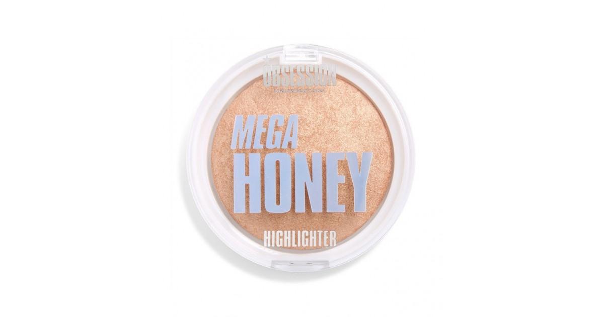 Makeup Obsession - Iluminador - Mega Honey