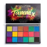 Revolution - Paleta de sombras Tammi X - Tropical Carnival